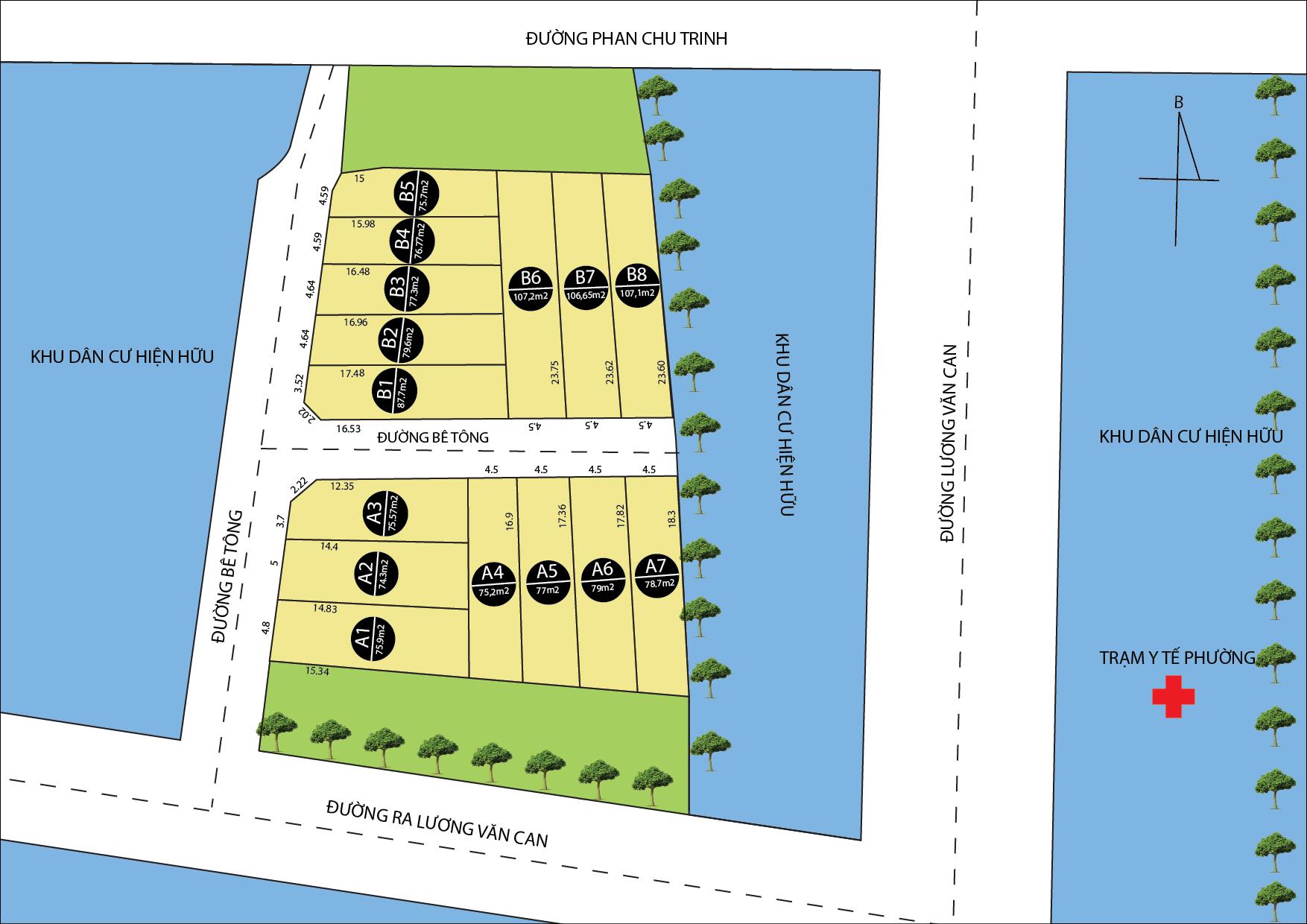Diaochue - Đất Nền Giá Rẻ Ngay Trung Tâm TP Huế
