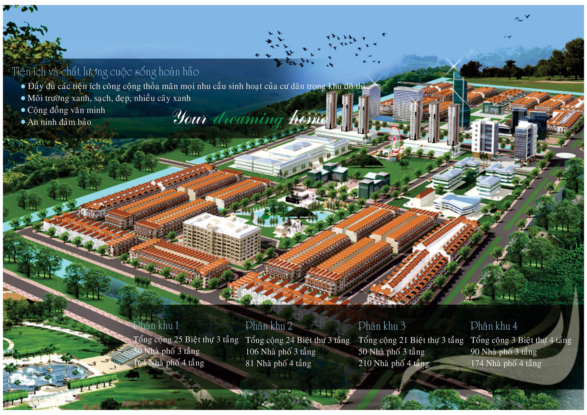 Diaochue - Huế Green city - Khu Đô Thị Xanh Giữa Lòng Thành Phố