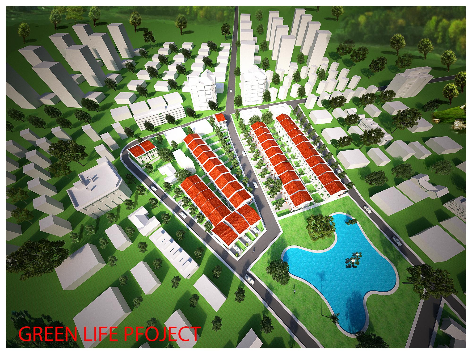 DIaochue.vn - Green Life Khu Đô Thị Xanh Tại Quảng Bình
