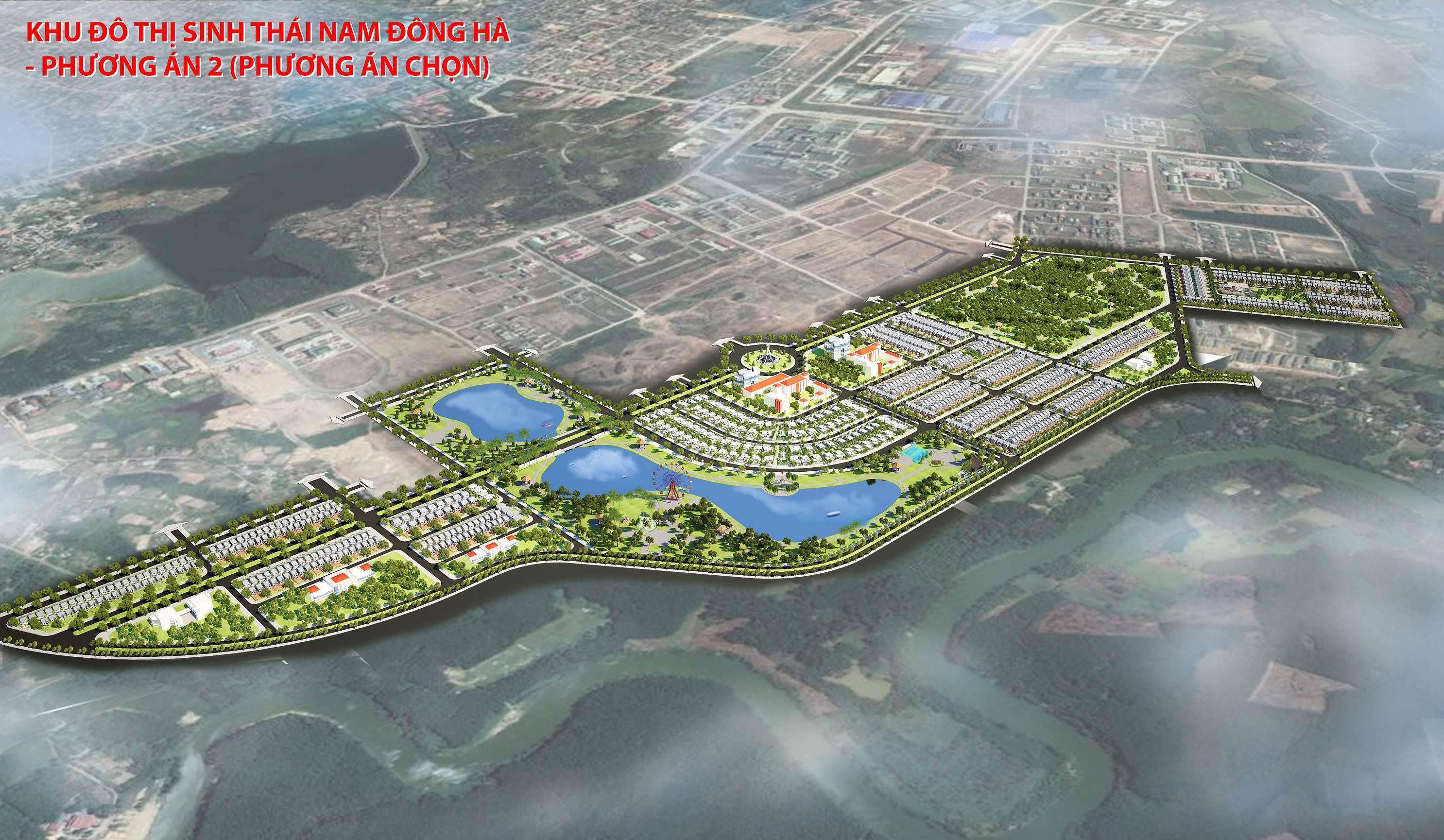 Dự án Đông Hà Center - Quảng Trị