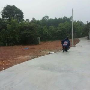 Bán 2 lô đất 110m2 kiệt gần Điện Biên Phủ, hướng tây nam. Huế