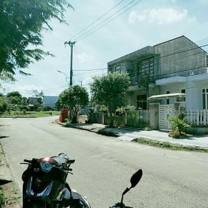 Bán lô đất 2 mặt tiền KQH Hoài Thanh 151m2, Đông Bắc - Thủy Xuân. Huế