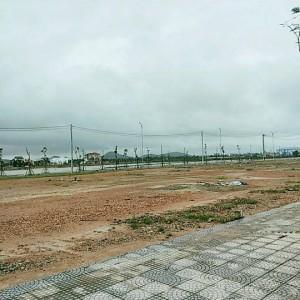 Bán đất vuông vắn tại KQH Thủy Thanh 150m2, Đông bắc. TP Huế