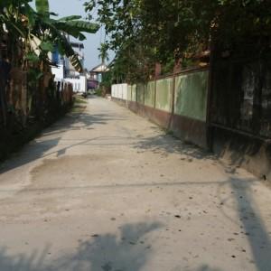 Nhà Đất Huế - Bán đất kiệt rộng tại Thanh Tịnh, Vỹ Dạ, Huế Diện tích 101m2