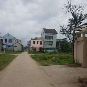Nhà đất Huế - Bán đất tại Ngọc Anh, phú thượng, huế Diện tích 100m2
