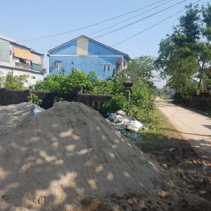 Nhà đất Huế - Bán đất 2 mặt tiền tại KQH Ngọc Anh, Huế Diện tích 104m2