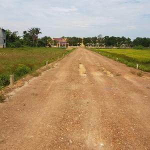 Nhà đất Huế - Bán đất tại KQH Phú Thượng gần chợ Mai, Huế Diện tích 144m2