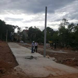 Nhà đất Huế - Bán lô đất giá rẻ tại Hoài Thanh 106m2,thủy xuân. Huế