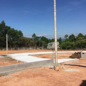 Bán đất nền giá rẻ tại Thanh Hải,Thủy Xuân. Huế DT 105m2