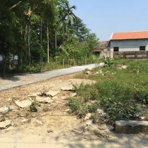 Bán đất 2 mặt tiền kiệt 109 Minh Mạng, Thủy Xuân. Huế DT 145m2