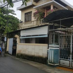 Bán nhà 2 mặt tiền Hàm Nghi. Huế DT 250m2