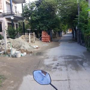 Bán đất kiệt Bùi Thị Xuân, phường Đúc. Huế DT 75m2