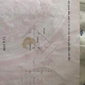 Bán đất đẹp tại xóm 4 Ngọc Anh. Huế Dt 177m2
