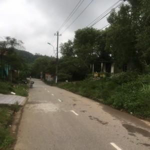 Bán đất mặt tiền giá rẻ tại Võ Duy Ninh. Thủy Dương. Huế Dt 192m2