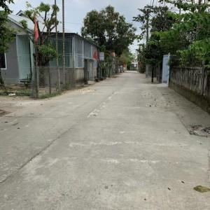 Bán đất 114m2 tại Minh Mạng, Thủy Xuân. Huế