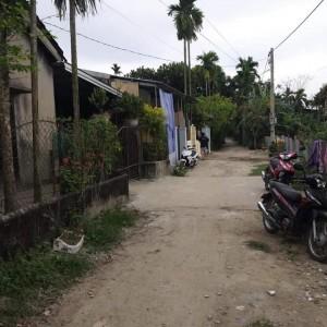Bán đât 80m2 kiệt Phạm Thị Liên, Kim Long. Huế