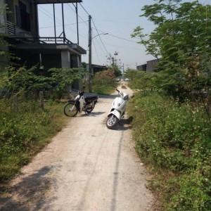 Bán đất tại KQH Hương An 180m2. Huế