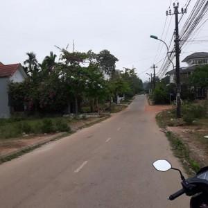 Bán đất mặt tiền Võ Duy Ninh 150m2 giá đầu tư, Thủy Dương. Huế