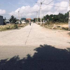 Bán đất KQH Nguyễn Khoa Chiêm 99,6m2, An tây. huế