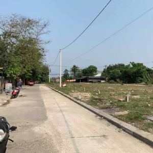 Đất nền mặt tiền Nguyễn Hàm Ninh 93m2, Phú Hậu. Huế