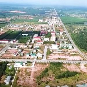 Đất nền giá rẻ tại KĐT Nam Đông Hà. Quảng Trị