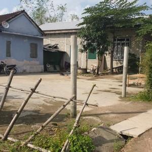 Bán đất 2 mặt tiền kiệt Tân Trào 168m2 giá rẻ. P Thủy Châu. Huế
