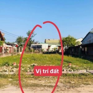 Bán đất mặt tiền Nguyễn Khoa văn giá rẻ 93m2. Phú Bài. Huế