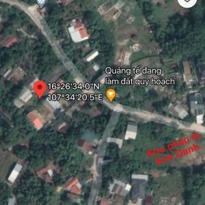 Đất kiệt ô tô Quảng Tế 101,8m2 giá đầu tư. Thủy xuân. Huế