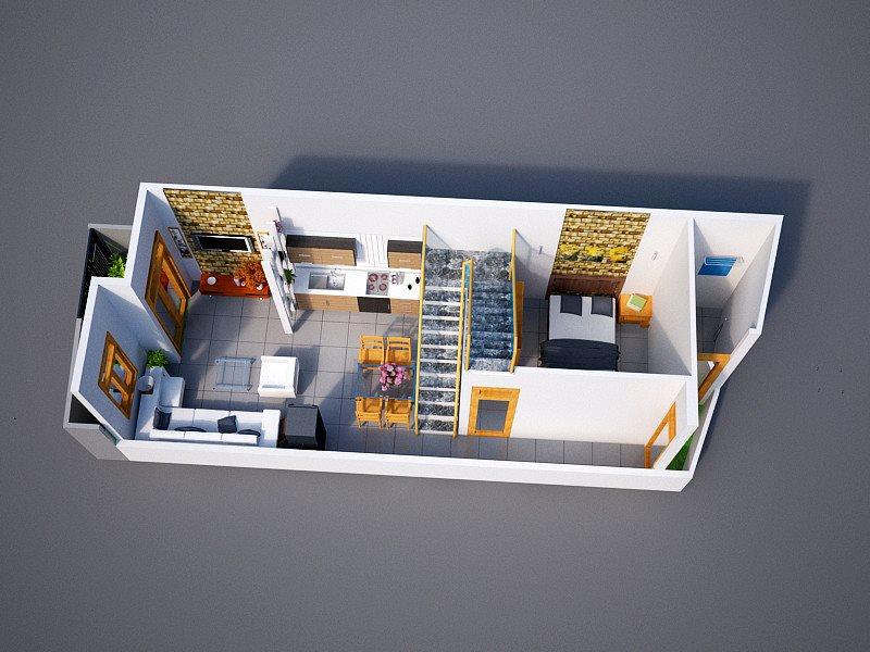 Thu nhập 15-20 triệu đồng một tháng, mua được nhà giá bao nhiêu?