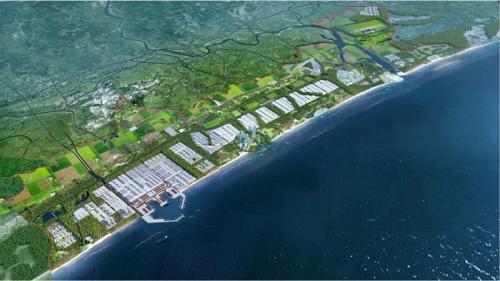 Các dự án nghỉ dưỡng hưởng lợi từ khu kinh tế Đông Nam Quảng Trị