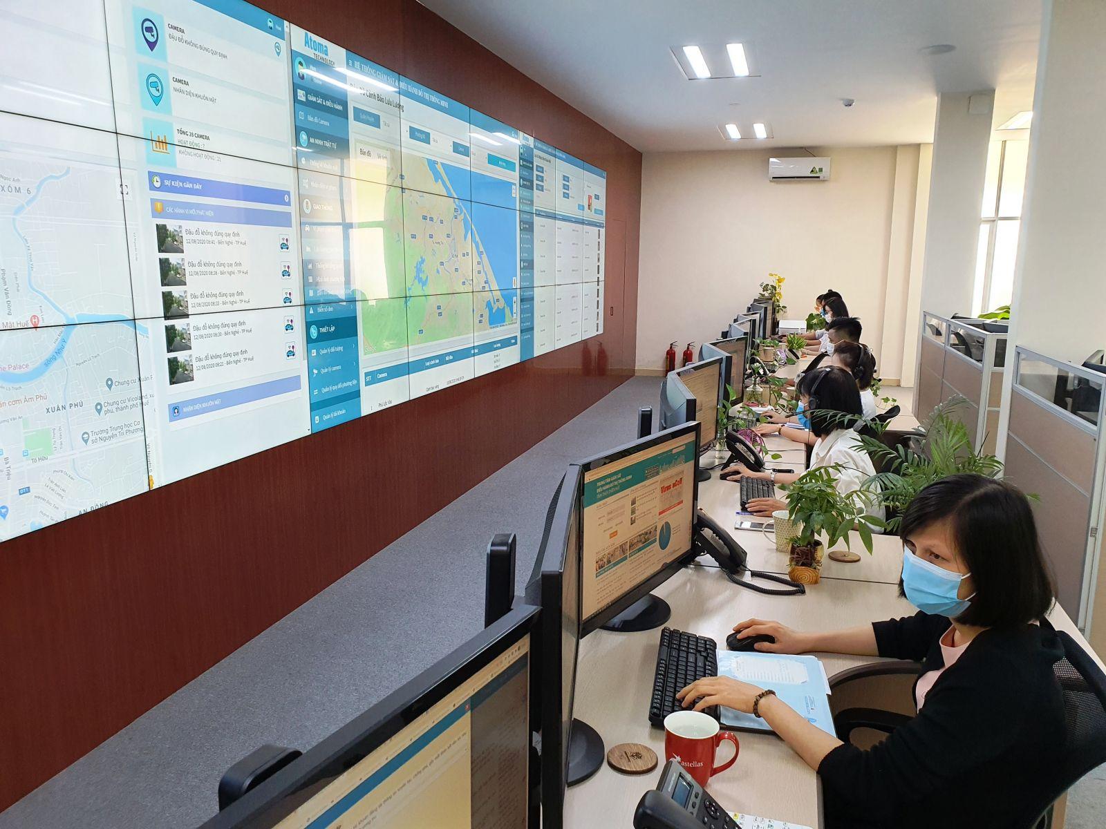 Thừa Thiên Huế dẫn đầu toàn quốc về ứng dụng công nghệ thông tin